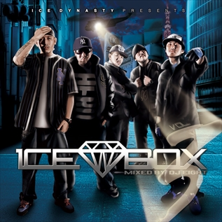 ICE BOX VOL.3 MIXED BY.DJ EIGHT