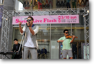 ★CRED Spring Live Flash★FREEライブ