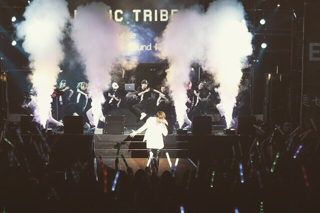 MUSIC TRIBE 2015