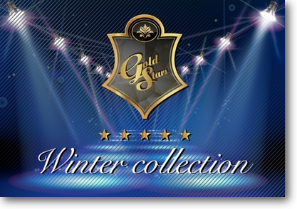 GOLDSTARS vol.10 -winter collection-