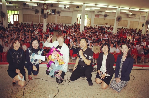 ASIA MUSIC PROJECT Charity Concert in Chiangmai