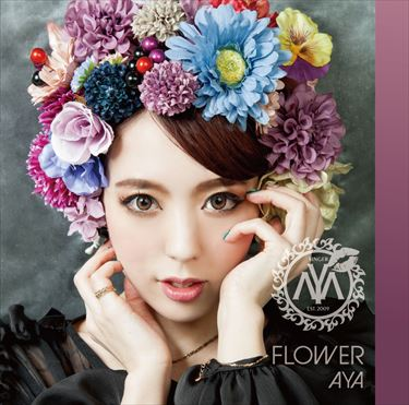 New mini album 『FLOWER』  / AYA